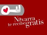 Navarra te recibe gratis
